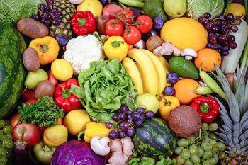 Gesunde Ernährung, um gut zu essen